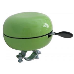 Bel nietverkeerd ding-dong 80mm groen