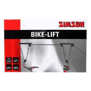 Simson fietslift ophangsysteem