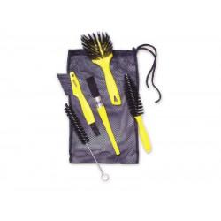 Pro brush kit Pedros borstelset van 5 verschillende borstels