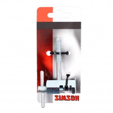 Simson kettingpons 1/2 x 1/8