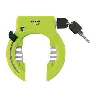 Axa ringslot Solid  groen