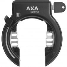 Axa ringslot Solid zwart
