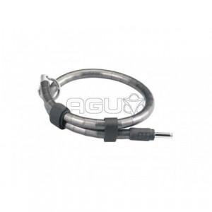 Insteekkabel axa Defender Rlr 90cm X 18mm Pantser 10mm Plug-in