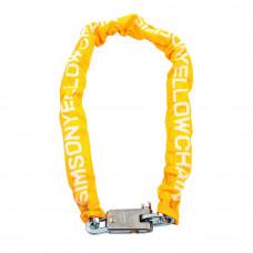 Simson kettingslot Yellow chain 7x 90