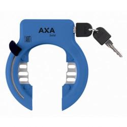 Axa ringslot Solid blauw