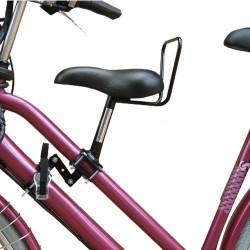 Zadel op buis Dames fiets  model 1