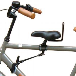 Zadel op buis H fiets model 2