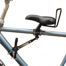 Zadel op buis Heren fiets os model 5