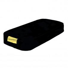 Kussen voor bagagedrager  zwart