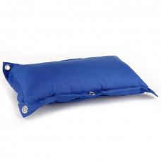 Kussen voor bagagedrager blauw
