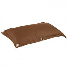 Kussen voor bagagedrager bruin