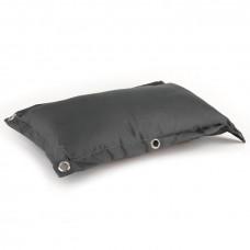 Kussen voor bagagedrager grijs