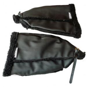 Basil hand warmers zwart/zwart