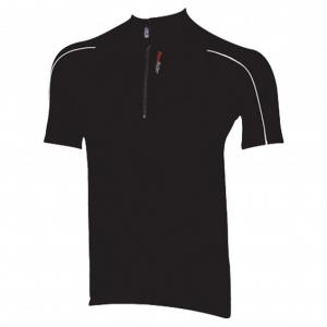 Shirt strong FastRider zwart
