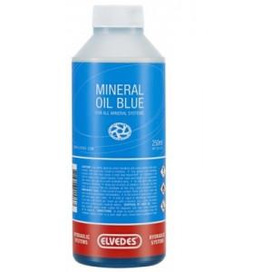 Elvedes mineraalolie blauw 250ml