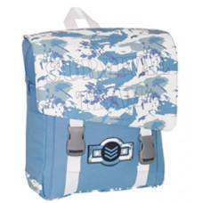 Tas Double bag airforce blue survival team 18L