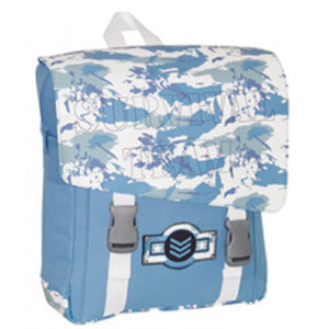 Tas Double bag airforce blue survival team 18L