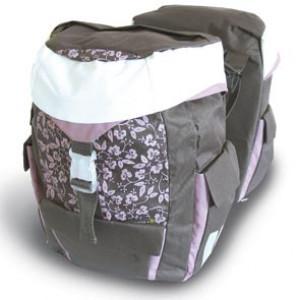 Basil Dubbele fietstas Sports Bag