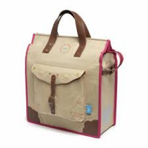lief! shopper tas L  Canvas 17 ltr