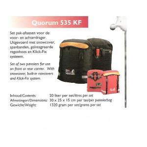 AGU set pakaf tassen 535KF zwart