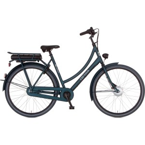 """Cortina  U1 dames 28"""" Night-blue matt E-Bike 57cm"""