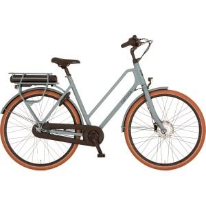 "Cortina  E-Foss dames 28"" Stormy Seamatt E-Bike 50cm"