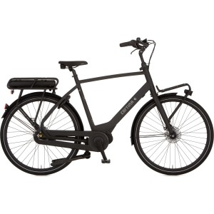 "Cortina E-Common e-bike Heren 28"" Mat jet black 61cm"