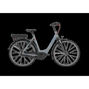 Gazelle Paris c7+ HMB Elektrische fiets 57 cm blauw mat