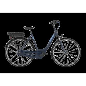 "Gazelle Paris C7 HMB dames Elektrische fiets 28"" 49 cm blauw"