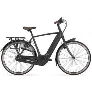 """Gazelle Grenoble e-bike heren 28"""" zwart 57cm"""