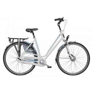 "Batavus Feugo LTD dames 28"" wit 53cm"