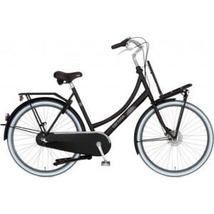 "Cortina Transport U4 dames 28"" zwart 57cm"