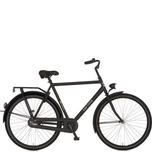Cortina U1 Heren 56 / 56 / 61 / 65 cm Black Matt RN