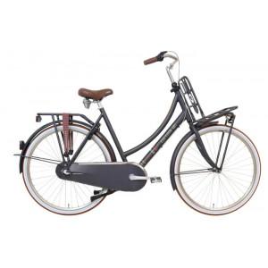 "Cortina Transport U4 dames 28"" zwart 50cm"