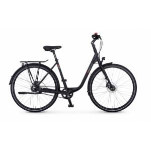"VSF Fahrradmanufaktur S 300 Dames 50 Cm Zwart mat 28"""