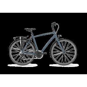 "Gazelle Chamonix heren s27 versnelling 53 cm 28""kleur blauw"