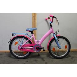 """K3 18"""" kleur roze Terugtraprem en voor handrem 28 cm"""