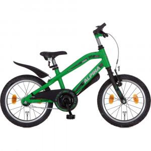 Alpina Trial J18 Bright Green Matt