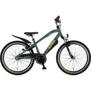 Alpina Trial J26 Forest Green matt R3