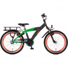 Alpina Yabber J22 Ind.Black-Bright Green