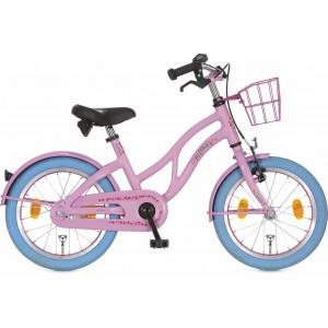 """Alpina Ocean meisjes 16"""" roze 28cm"""