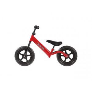 Scooter loopfiets pex 12 inch kleur rood