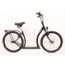 Sitgo Electric kleur antraciet  ( loopfiets )