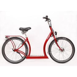 Sitgo Electric kleur rood  ( loopfiets )
