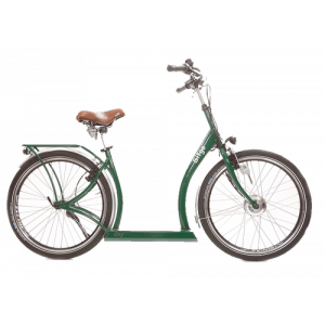 Sitgo Electric City kleur Racing Green ( loopfiets )
