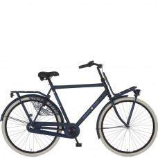 Cortina Milo Heren terugtraprem 3 versnelling kleur Blauw 51 cm