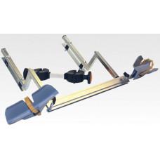 Hulpstuk 3e fiets voor spinder HAWK/FALCON (zwart)
