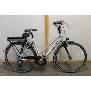 "Koga E-Bike dames 28"" elektrisch grijs 53cm"