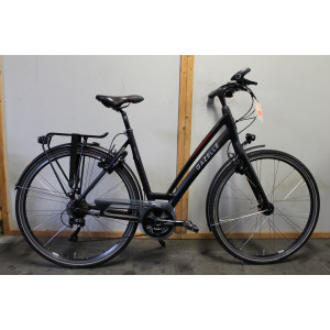"""Gazelle Chamonix Sportive S30 dames 28"""" zwart 53cm"""