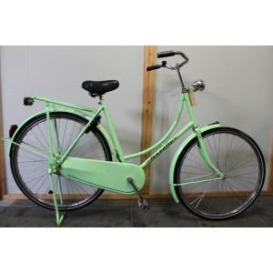 "Gazelle Basic dames 28"" groen 57cm"
